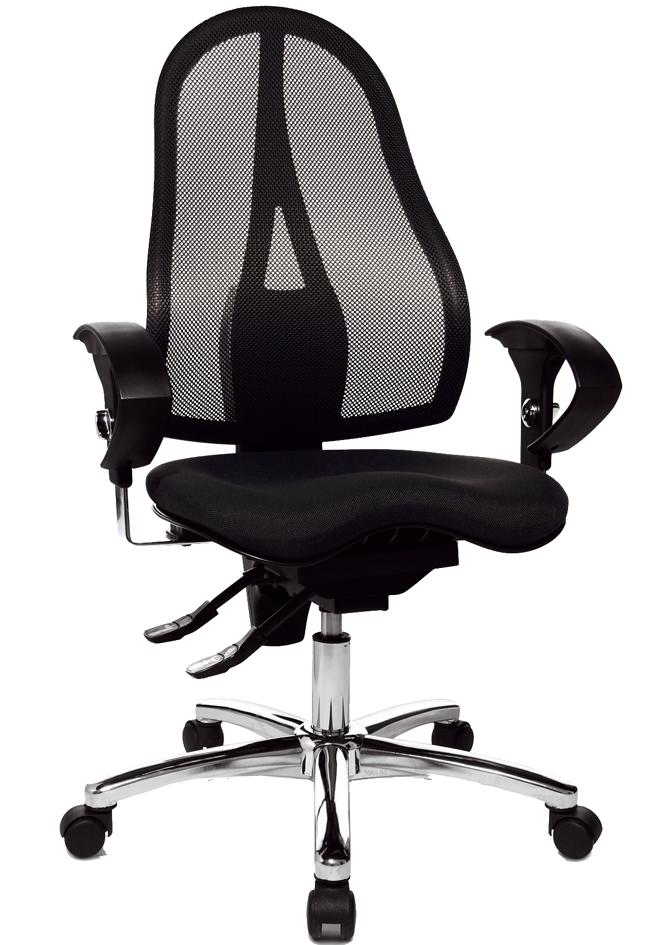 Topstar Bürodrehstuhl ´Sitness 15´, schwarz