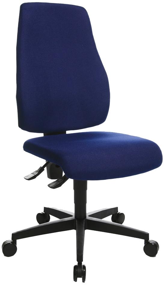Topstar Bürodrehstuhl ´Trendstar 10´, blau