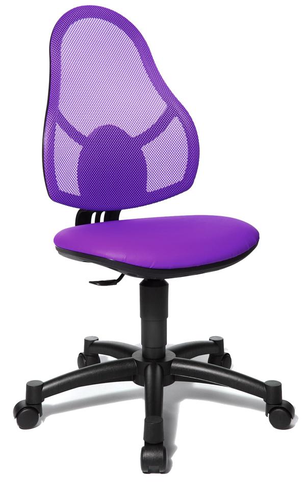 Topstar Kinder-Drehstuhl ´OPEN ART JUNIOR´, violett
