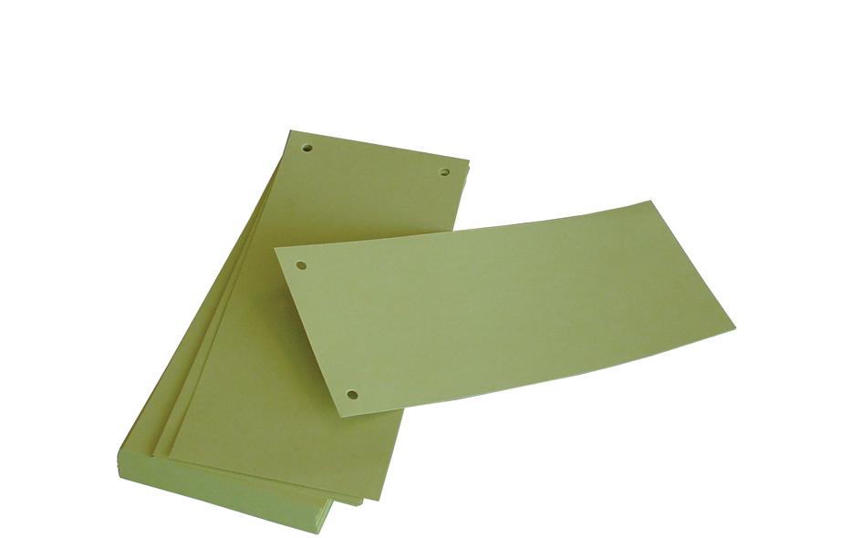 VIKTOR RICHTER Trennstreifen 105 x 240 mm, gelb...