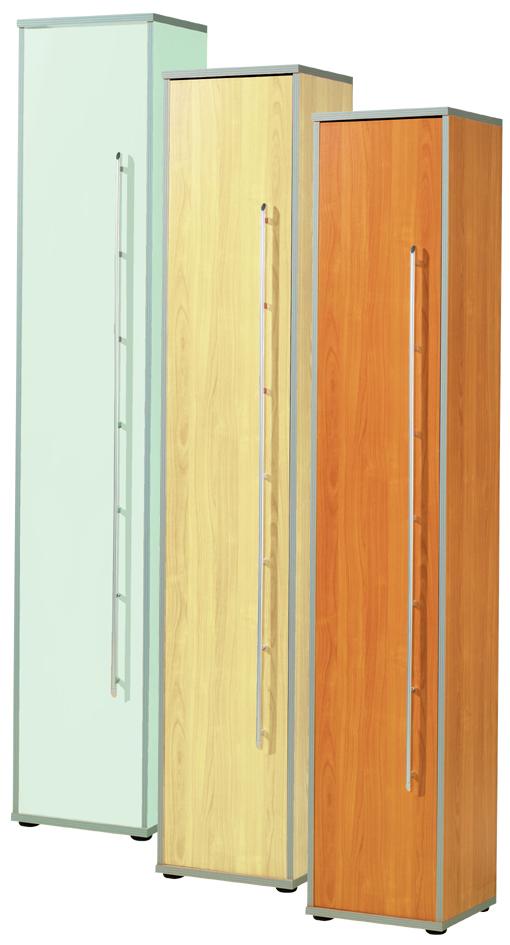 Wellemöbel Schrank ´TOOL´, 5 Böden, Breite: 400 mm, Buche-