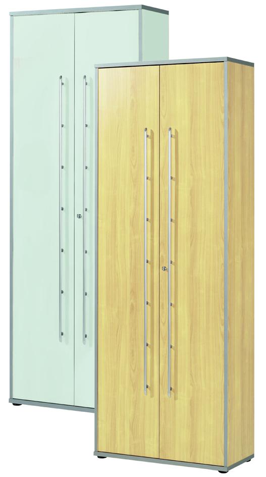 Wellemöbel Schrank ´TOOL´, 5 Böden, Breite: 800 mm, Kirsch-