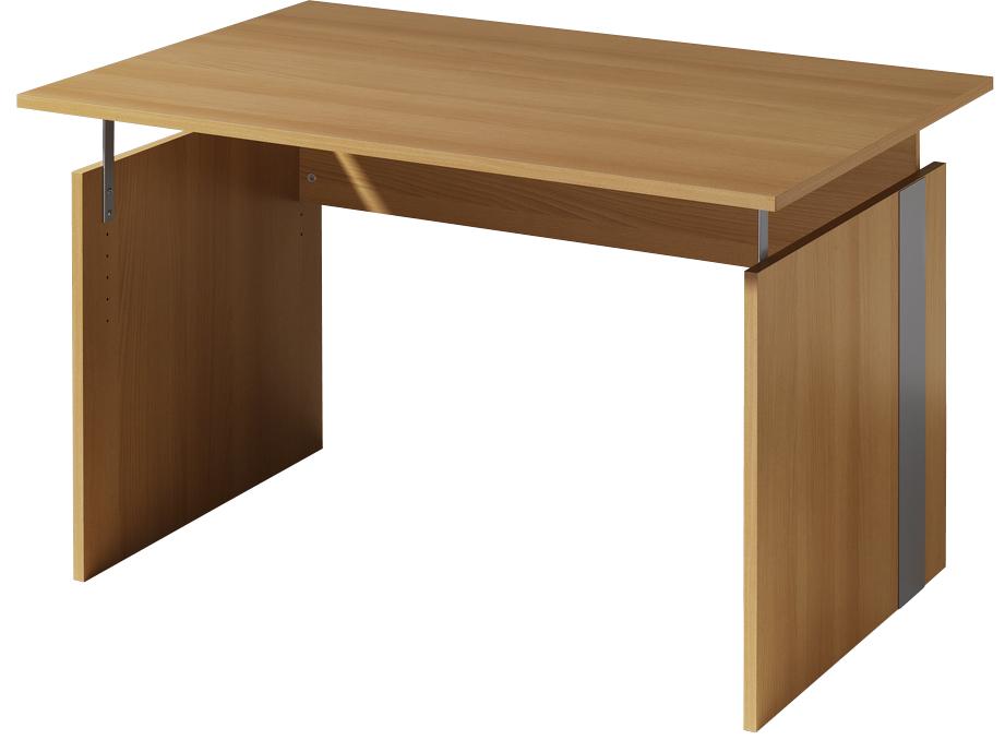Wellemöbel Wangen-Schreibtisch ´BÜRO Aktion´, Buche-