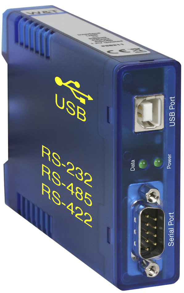 W&T Interface Konverter USB - RS232/RS422/RS485...