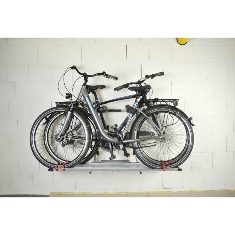 fischer dachlift fahrradtr ger f r 2 fahrr der 18092. Black Bedroom Furniture Sets. Home Design Ideas