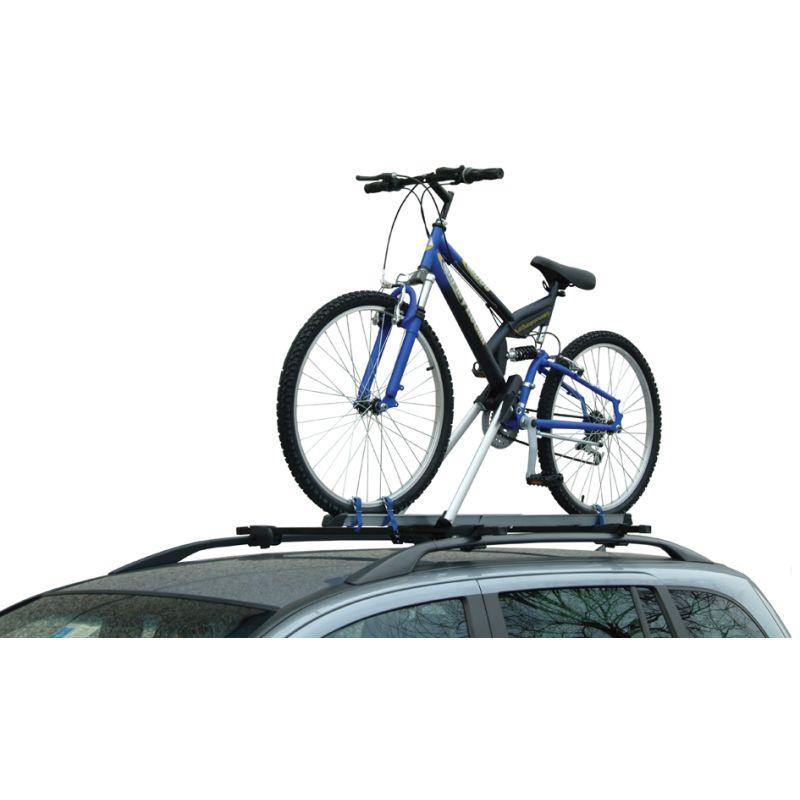 fischer dach fahrradtr ger f r 1 fahrrad 18093. Black Bedroom Furniture Sets. Home Design Ideas