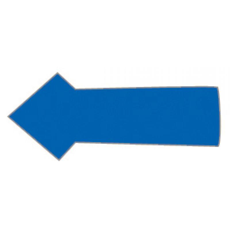 FRANKEN Magnetsymbol \'Pfeil\', 10 x 20 mm, blau (M860 03)
