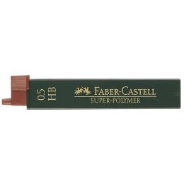 FABER-CASTELL Druckbleistift-Minen Super-Polymer 9065 S-2B