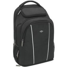 WEDO Business-Rucksack, mit 2 Schutzfächern, schwarz