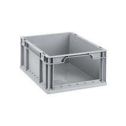 allit Aufbewahrungsbox ProfiPlus EuroStore L417, grau