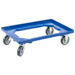 allit Transportwagen ProfiPlus EuroRoll OS 600, blau
