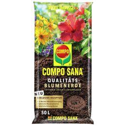 COMPO SANA Qualitäts-Blumenerde, 20 Liter