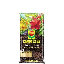 COMPO SANA Qualitäts-Blumenerde, 50 Liter