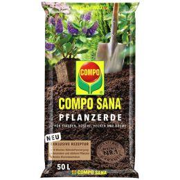 COMPO SANA Pflanzerde, 50 Liter