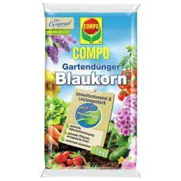 COMPO Gartendünger Blaukorn NovaTec, 3 kg