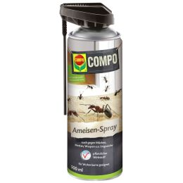 COMPO Ameisen-Spray N, 500 ml Spraydose