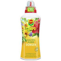 COMPO Qualitäts-Blumendünger, 1 Liter