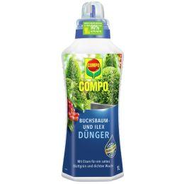 COMPO Buchsbaum- und Ilexdünger, 1 Liter