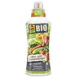 COMPO BIO Obst- und Gemüsedünger, 1 Liter