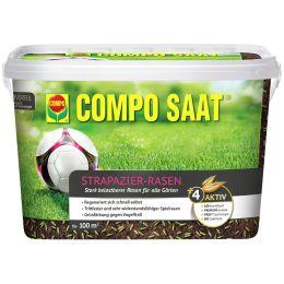 COMPO SAAT Strapazier-Rasen, 2 kg Eimer für 100 qm