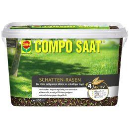 COMPO SAAT Schatten-Rasen, 2 kg Eimer für 100 qm