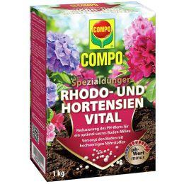 COMPO Rhodo- und Hortensien Vital, 1 kg