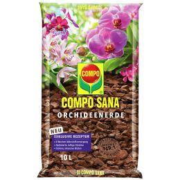 COMPO SANA Orchideenerde, 10 Liter