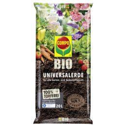 COMPO BIO Universal-Erde torffrei, 7,5 Liter