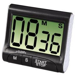xavax Kurzzeitwecker Countdown, digital, schwarz