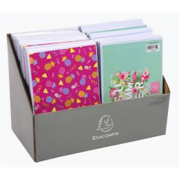 EXACOMPTA Einsteckalbum Fantaisie, 170 x 125 mm, im Display