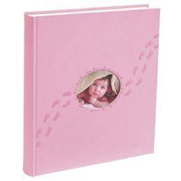EXACOMPTA Babyalbum Pilou, 290 x 320 mm, rosa
