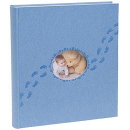 EXACOMPTA Babyalbum Pilou, 290 x 320 mm, hellblau