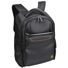 EXACOMPTA Notebook-Rucksack EXACTIVE, Polyester, schwarz