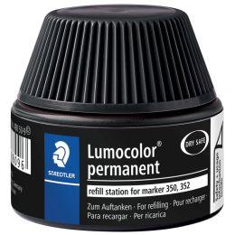 STAEDTLER Lumocolor Refill Station 488 50, schwarz