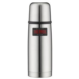 THERMOS Isolierflasche Light & Compact, silber, 0,35 L