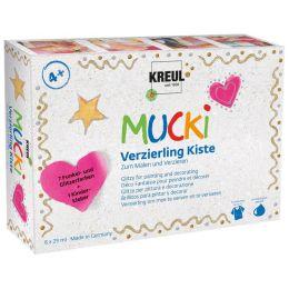 KREUL Verzierling MUCKI, Kiste 7+1
