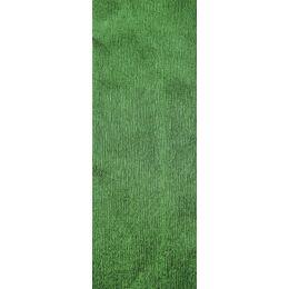 Clairefontaine Metall-Krepp-Papier, 500 mm x 2,5 m, grün
