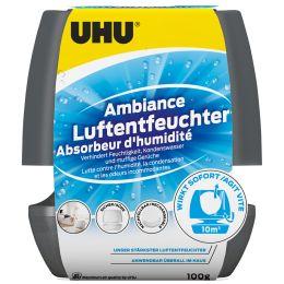 UHU Luftentfeuchter Ambiance, 100 g, anthrazit