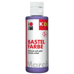 Marabu KiDS Bastelfarbe, 80 ml, violett 251