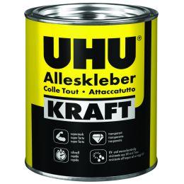 UHU Alleskleber Kraft transparent, 650 g Dose