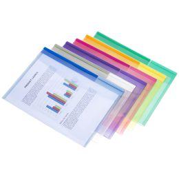 tarifold Dokumententasche DIN A5, PP, transparent