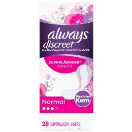 always discreet Inkontinenz-Einlage Liner