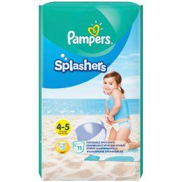 Pampers Schwimmwindeln Splashers Größe 4 - 5, Tragepack