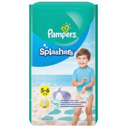 Pampers Schwimmwindeln Splashers Größe 5 - 6, Tragepack