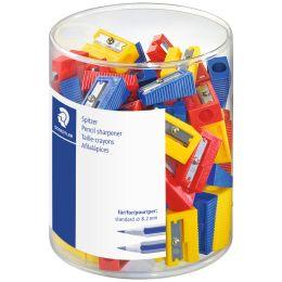 STAEDTLER Spitzer, aus Kunststoff, 100er Dose