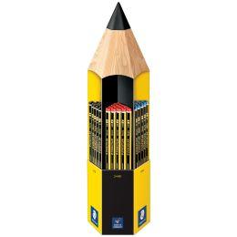 STAEDTLER Bleistift Noris, 90er Display in Stiftform
