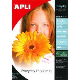 agipa Foto-Papier everyday, 100 x 150 mm, 180 g/qm