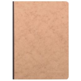 Clairefontaine Notizbuch AGE BAG, DIN A5, blanko, beige