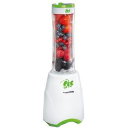SEVERIN Smoothie-Maker SM 3735 Mix & Go, weiß / grün