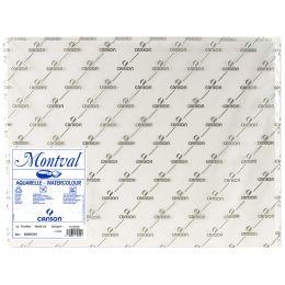 CANSON Zeichenpapier Montval, 300 g/qm, 500 x 650 mm